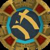 Legendary quarrymaster aura detail