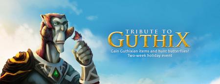 Guthix tribute