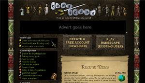 Hunter mainpage