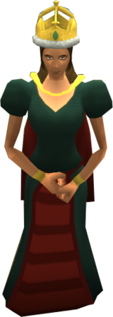 Queen Ellamaria