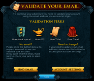 Validate Email