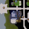 Potter's wheel (Prifddinas) location.png