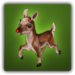 Rory the reindeer baby Solomon icon