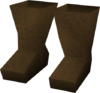 Sturdy boots detail