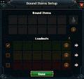 Bound items setup.png