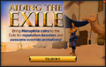 Aiding the Exile popup.png