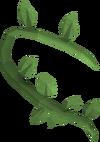 Third-age druidic wreath detail