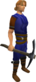 Primal pickaxe equipped.png