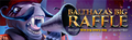 Balthaza's Big Raffle lobby banner.png