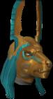 Tormented mask of Icthlarin chathead