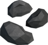 Iron nuggets detail