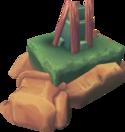 Unlit beacon (Mazcab)