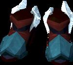 Emberkeen boots detail