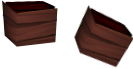 Farmer's cuffs detail