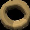 Jennica's ring detail