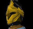 Rune heraldic helm (Varrock)