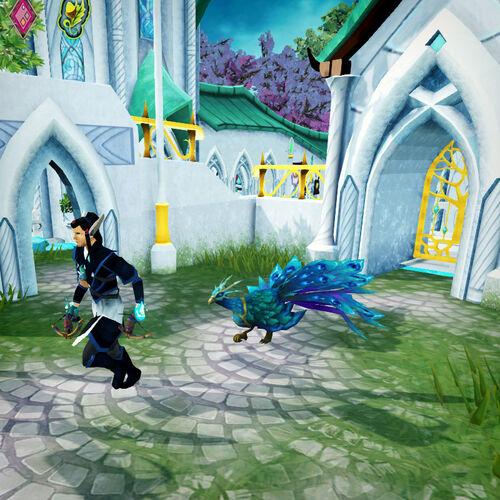 Crystal peacock news image 2