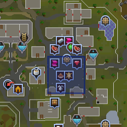 Fur trader (East Ardougne) location