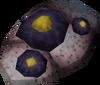Grifolic shield detail