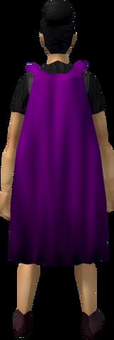 File:Fremennik cloak (purple) equipped.png