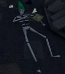 Dead explorer