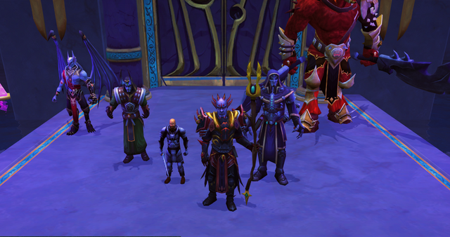 File:Zamorak and his allies.png