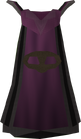 Thieving cape detail