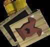 Dragon platebody ornament kit (or) detail