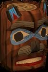 Exploratory totem detail