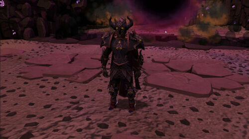 Malevolent Armour news article