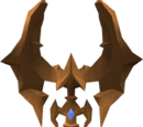 Corrupt dragon battleaxe