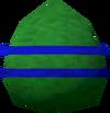 Easter egg (2008 Easter event, green, 1) detail