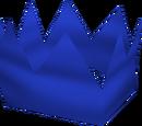 Blue partyhat