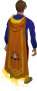 Firemaking master cape equipped