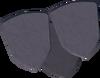 Queen black dragon scale detail