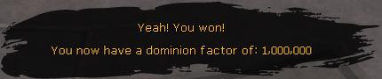 Dominion Factor Cap