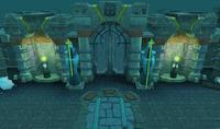 God wars dungeon frozen door