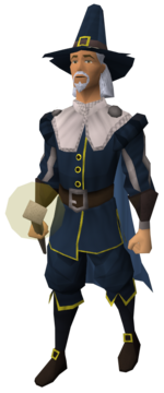 Saradominist magister
