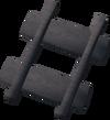 Steel track 40% detail