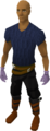 Swordfish gloves equipped.png