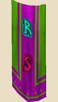 Brocade tapestry