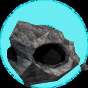 Harmonised coal rock
