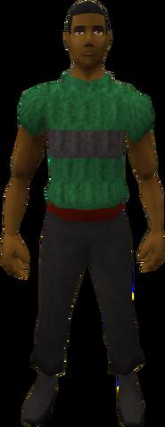 File:Retro striped sweater (male).png