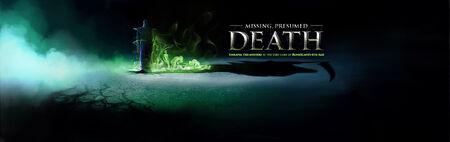 Missing, Presumed Death banner