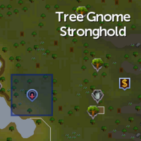 Brimstail's cave entrance location