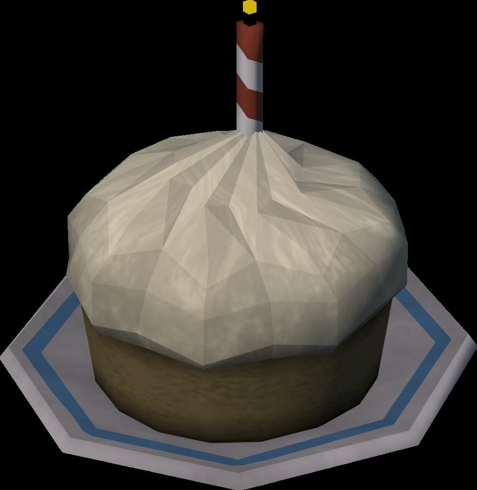 Cake hat detail