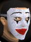 Mime mask chathead