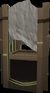 Seeping elm trap detail