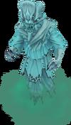 Terrifying ghost