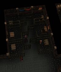 Practice chest area